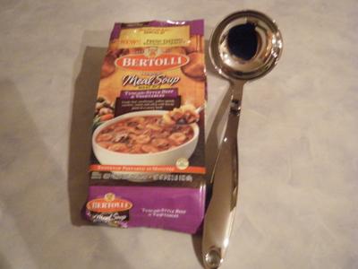 Bertolli Soup