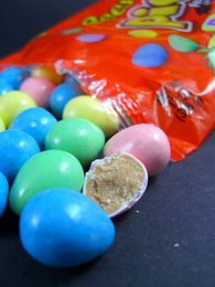 Reese's Pieces Easter Eggs