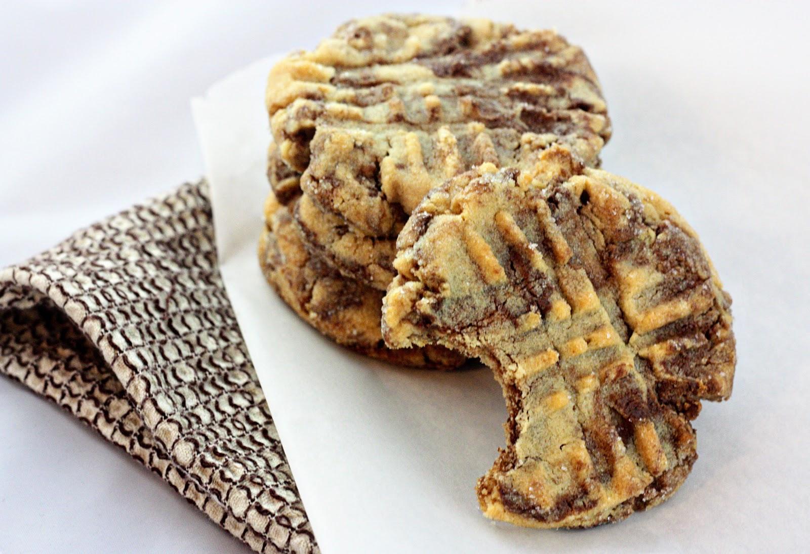 Nutella Dream Cookies Recipes — Dishmaps