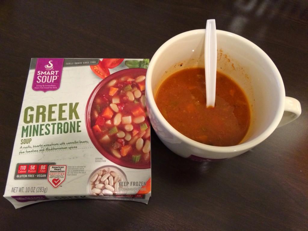 Smart Soup Greek Minestrone