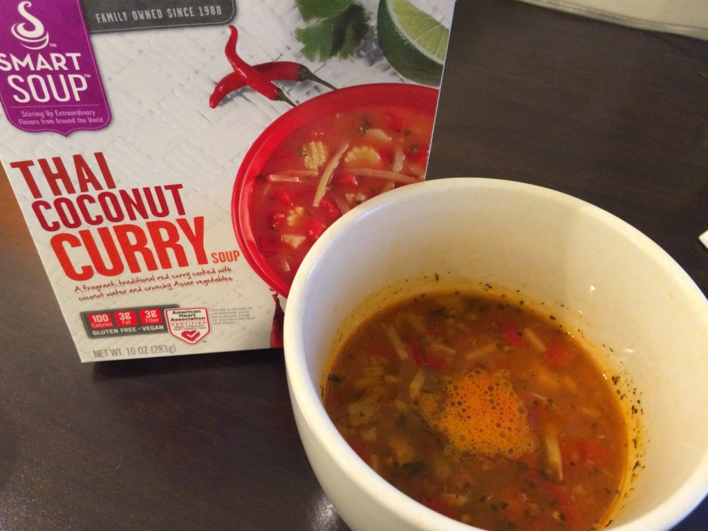 Smart Soup Thai Coconut Curry