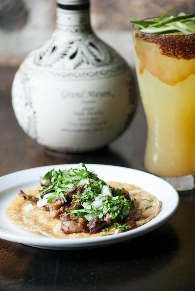 Moe's Cantina Tacos